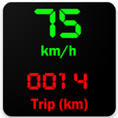 Kmh Counter (Speedometer)