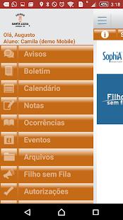 Colegio Santa Luzia Mobile - náhled