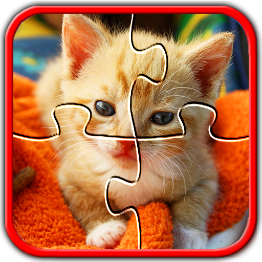 猫ジグソーパズル 解謎 App LOGO-硬是要APP