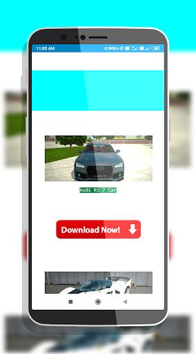Car Mod Bus Simulator | Indonesia Bus Simulator android2mod screenshots 1