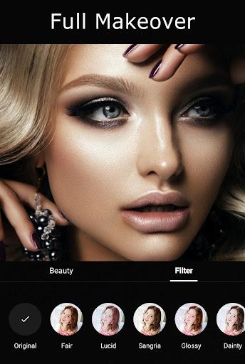 Makeup Camera Plus- Beauty Photo Editor Screenshots 16