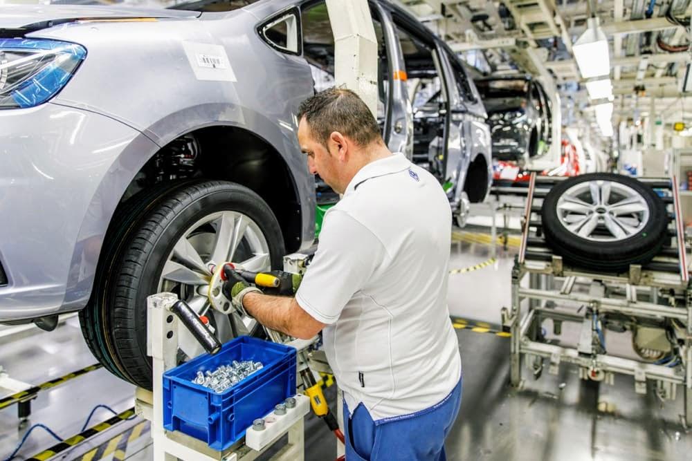 Volkswagen Autoeuropa использует 3D принтеры для изготовления производственных инструментов