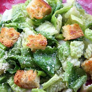 Caesar Salad Vegetable Recipes
