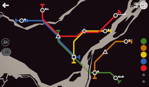 Mini Metro para Android