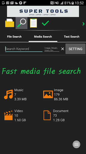 7Zipper - File Explorer 3.10.12 screenshots 5