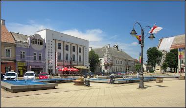 Photo: Turda - Piata Republicii -  2018.05.26