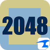 2048 Number Puzzle Color