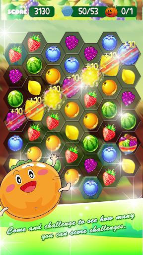 Fruit Hexagon  screenshots 2