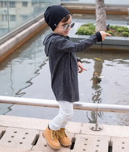 Kids Clothes - náhled
