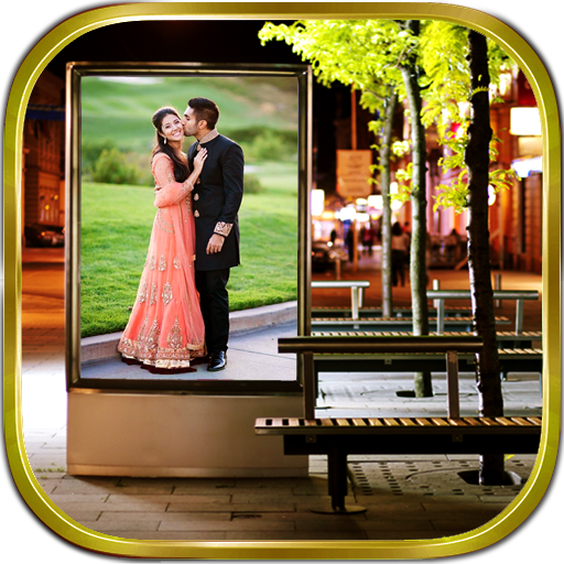 Free online app to add photo frames to your photos.