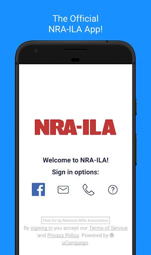 NRA-ILA Screenshot