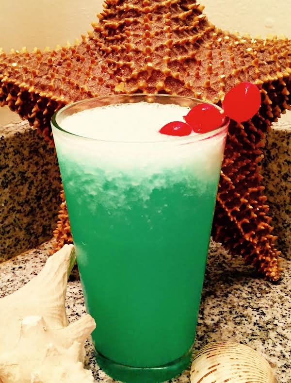 Emerald Surf By Noreen Recipe