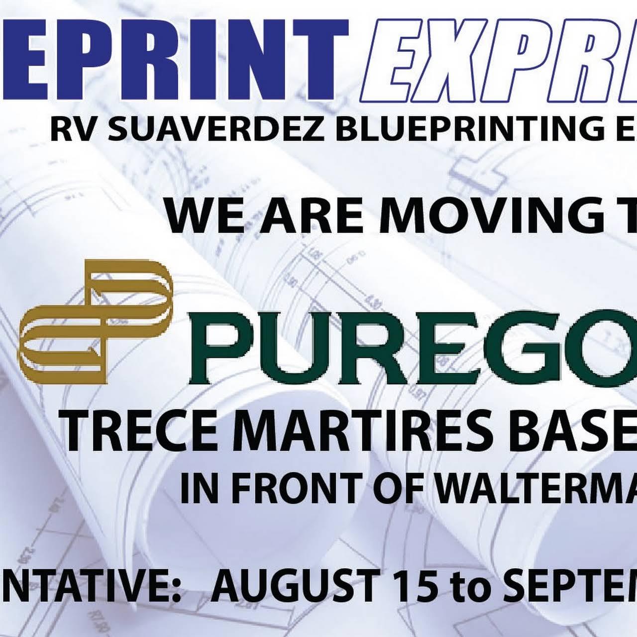 Blueprint express trece blueprint service in trece martires city updates malvernweather Choice Image