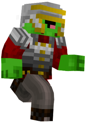Just a little turtle in a big roman legionary armour :3