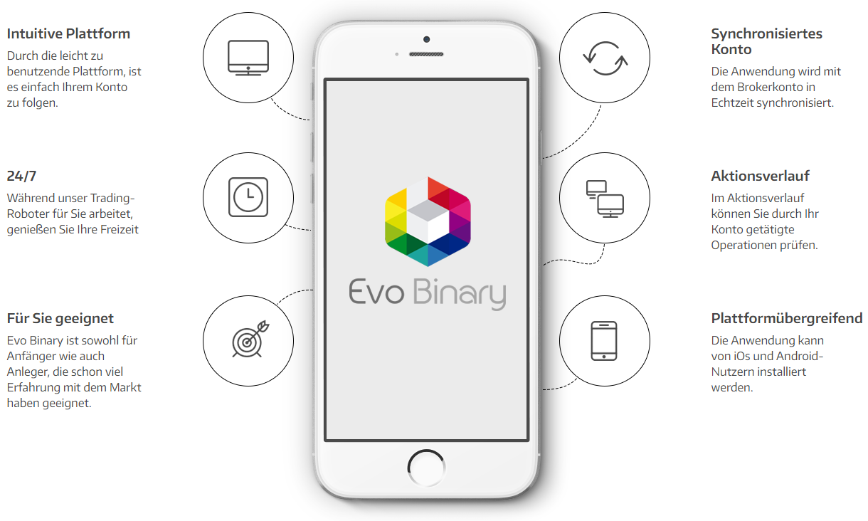Evo Binary App