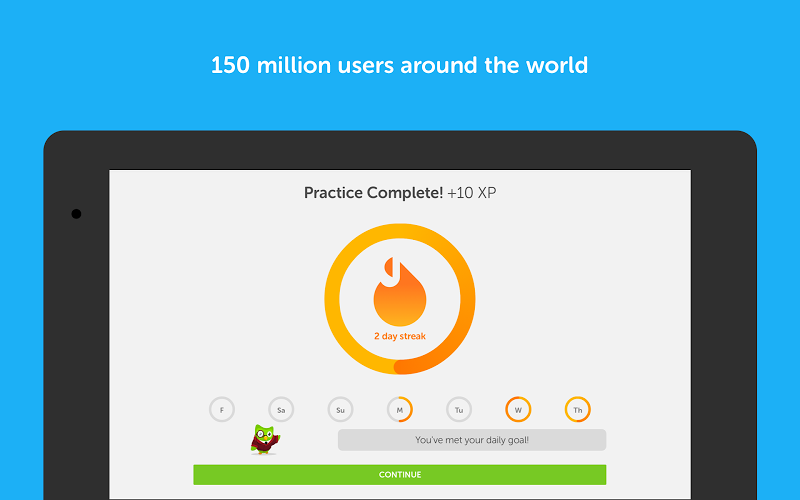 Duolingo: Learn Languages Free Screenshot 8