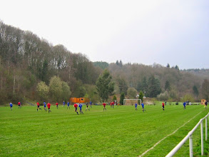 Photo: 26/03/05 v Riverway (West Midlands Regional League Division1) - contributed by Leon Gladwell
