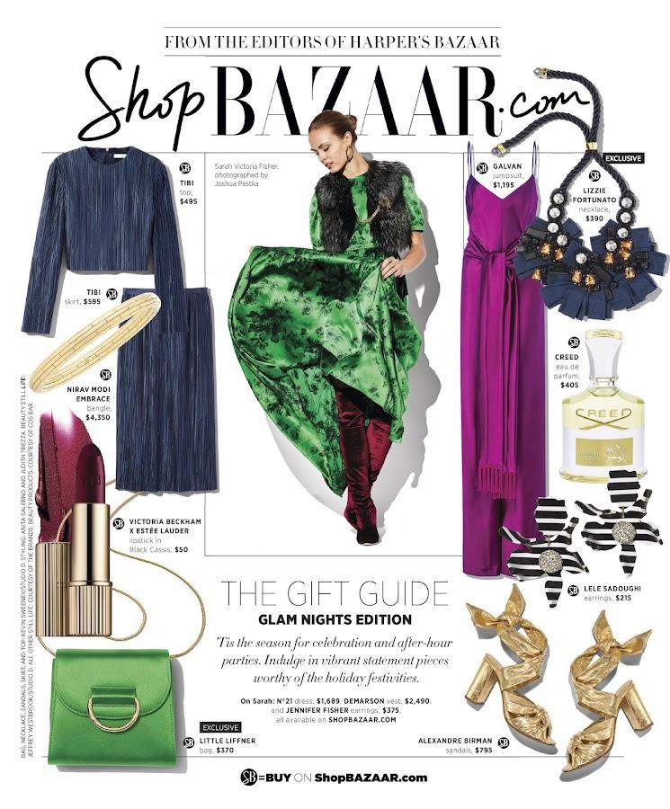 Harper's BAZAAR Magazine- screenshot