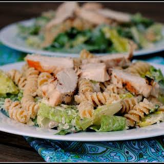Chicken Caesar with a Twist!.