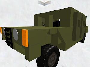 17式高機動車(ノーマル)