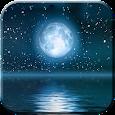 Full Moon Night Wallpaper Icon
