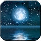 Full Moon Night Wallpaper