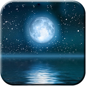 Full Moon Night Wallpaper download