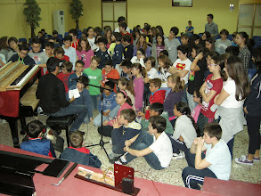 Photo: lezione-concerto 16/04/2013