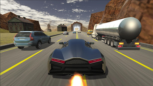 Racing in Car Limits 5 screenshots 2