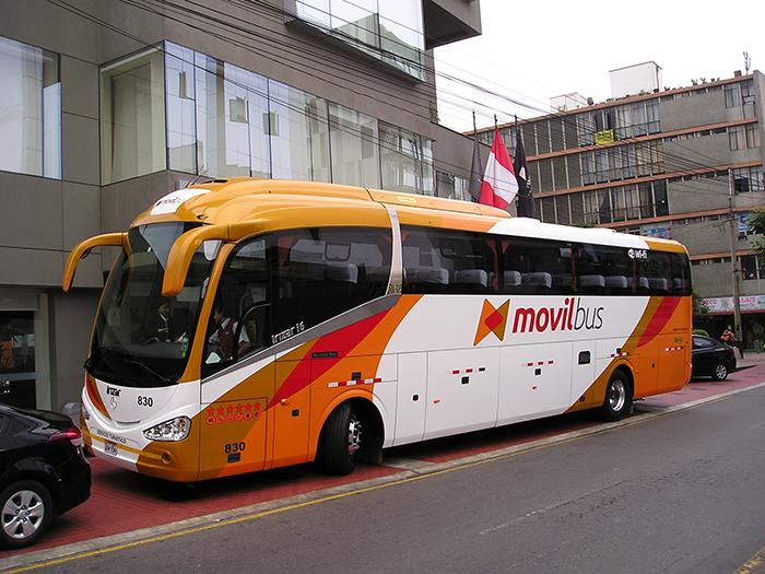 El Terminal Terrestre de Cusco trabaja con empresas como Movil Bus