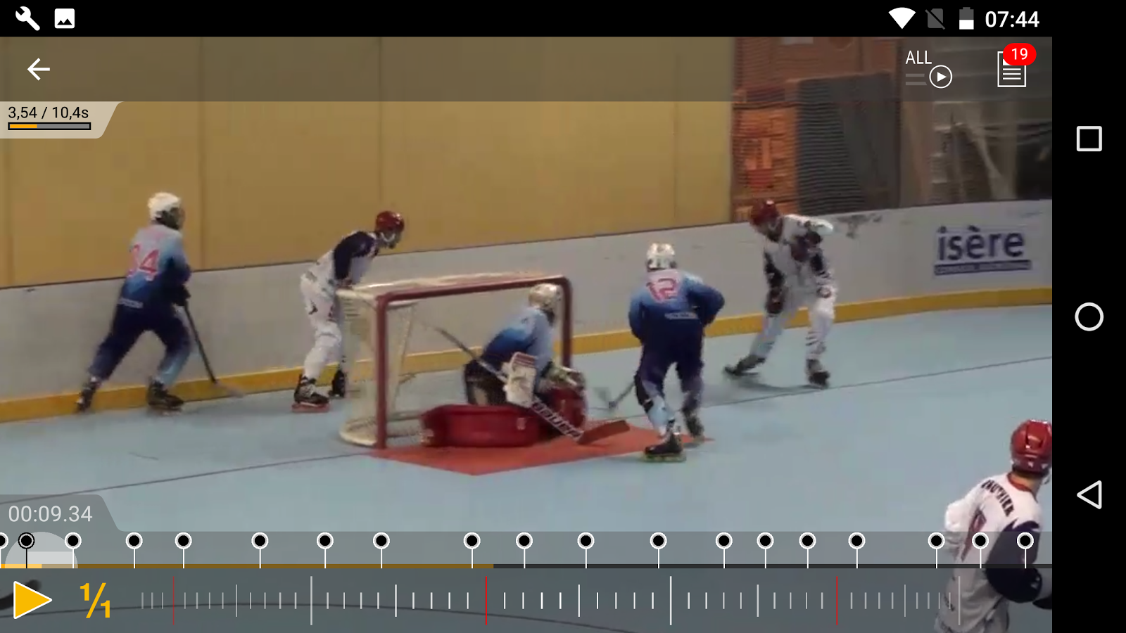 FF Roller Sports TV- screenshot