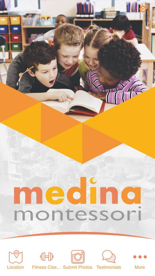 Medina Montessori- screenshot