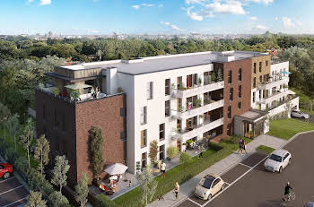 Appartement 4 pièces 89,32 m2