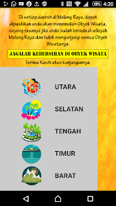 Jelajah Malang Raya screenshot 2