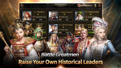 Civilization War - Battle Strategy War Game 2.2.2 screenshots 21