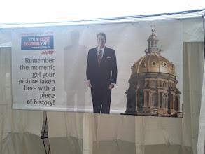 Photo: Photo background - good idea from AARP.