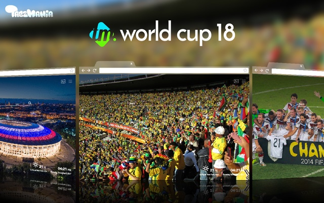 World Cup Russia 2018 Wallpapers New Tab