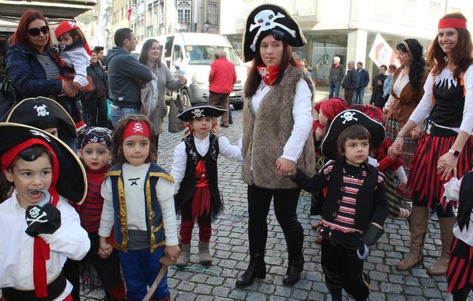 Meninos da Misericórdia de Lamego vão festejar o Carnaval na rua