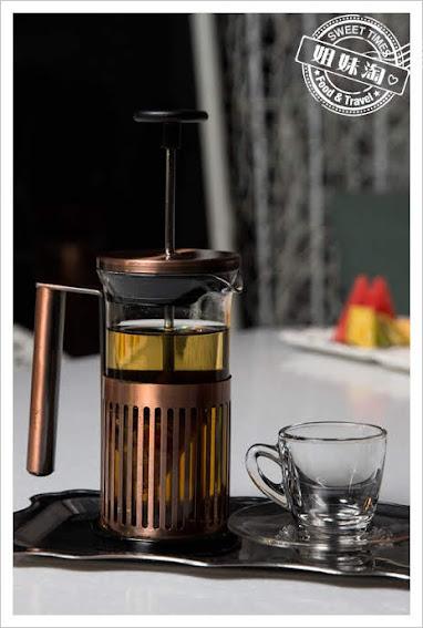 家蒂諾鐵板燒溫莎花園有機漢方養身茶