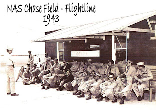 Photo: Chase Field Flight Line 1943
