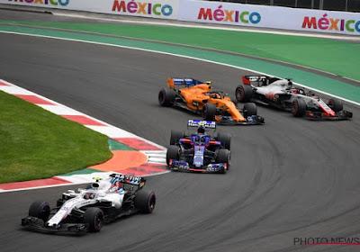 """Vandoorne 8e au Mexique: """"Une très belle course"""""""