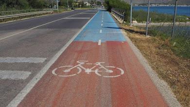 Photo: Seuraavana aamuna lähdimme jo lähirantaa kauemmas, polkupyörillä
