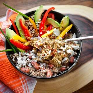 Jamaican Jerk Power Bowls