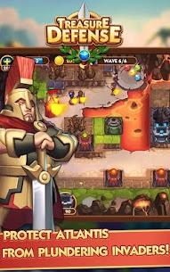 Treasure Defense Mod Apk (Unlimited Stones) 1