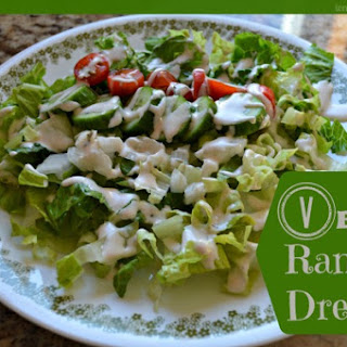 Soy Ranch Dressing Recipes
