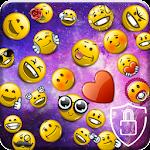 Emoji Phone Space Backgrounds Smart Lock Screen