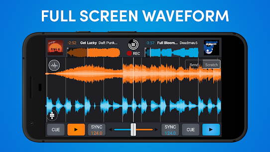 Cross DJ Pro Apk (Donated/Latest) for Android 3