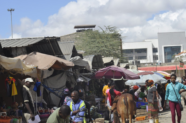 Court suspends upgrade of Kitengela market as traders cry foul
