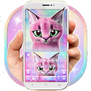 App Colorful Lovely Cat Keyboard Theme APK for Windows Phone