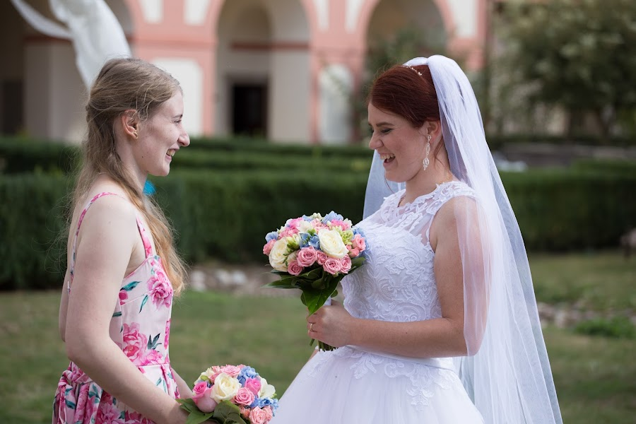 Hochzeitsfotograf Marek Singr (fotosingr). Foto vom 13.09.2018